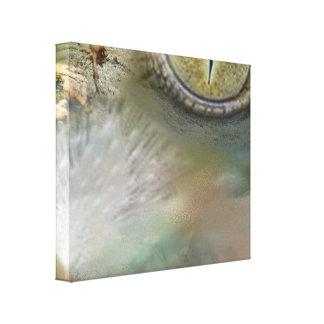 "Original Digital Art Limited Edition ""Eclectica! Canvas Print"