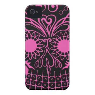 Original Drawn By Artist Sugar Skull iPhone 4 Covers