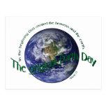 Original Earth Day Postcard