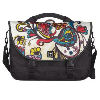 Original EMK Paisley laptop bag