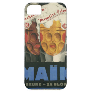 original French beer Art Deco Poster 1929 iPhone SE/5/5s Case