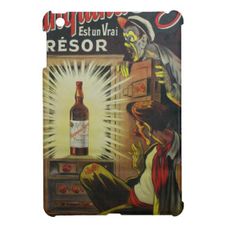 Original french wine based drink 1900s poster case for the iPad mini