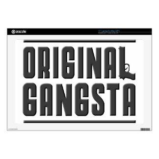Original Gangsta Skin For Laptop