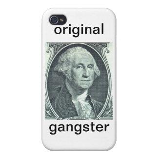 Original Gangster iPhone Case
