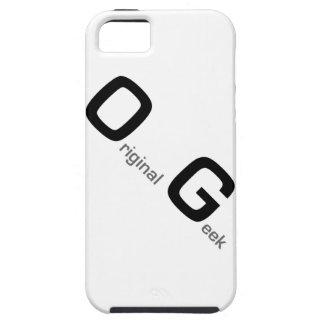 Original geek iPhone 5 covers