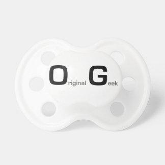 original geek pacifier