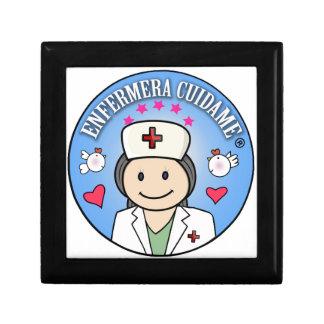Original gifts Nurse Takes care of to me Jewelry Box