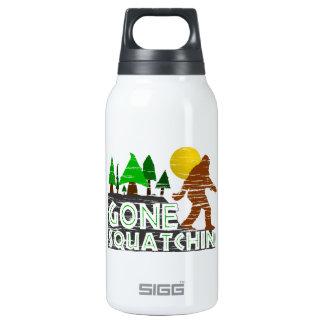 Original Gone Squatchin Design Insulated Water Bottle