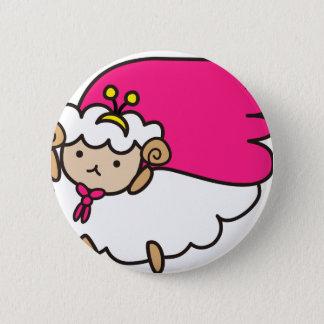 Original goods of me e ru pinback button