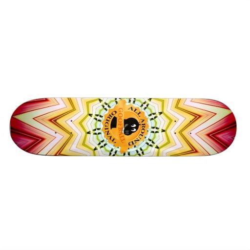 Original Goofball Skateboard Design