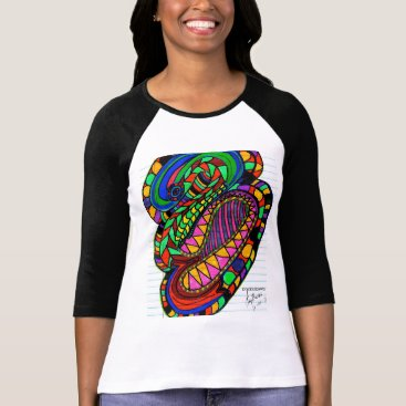 Art Themed Original graphic t by Doodledog T-Shirt