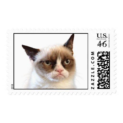 Original Grumpy Cat US Postage Stamps