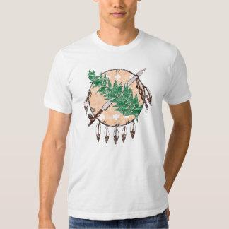Original Grunge Oklahoma State Flag T-Shirt