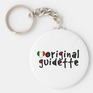 Original Guidette Keychain