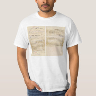 ORIGINAL Gulf of Tonkin Resolution Document T-Shirt
