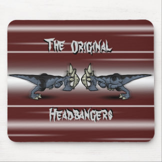 Original Headbangers Mousepad