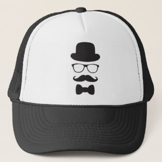 Original Hipster Trucker Hat