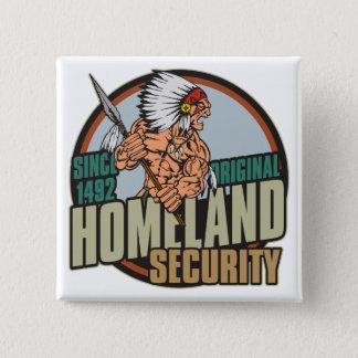 Original Homeland Security Button