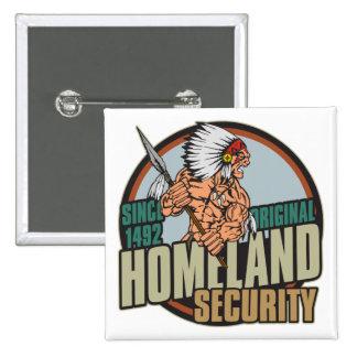 Original Homeland Security Pins
