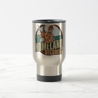 Original Homeland Security Travel Mug