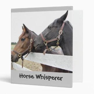 Original Horse Whisperer Binder