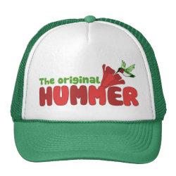 Trucker Hat with The Original Hummer design