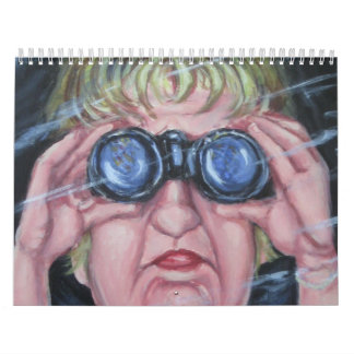 Original Humorous Art Calendar