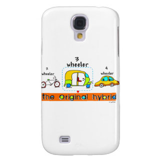 Original Hybrid Galaxy S4 Cover