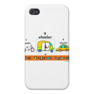 Original Hybrid iPhone 4 Case