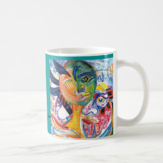 Original Illustration Artwork Lateral_Canvas Mug