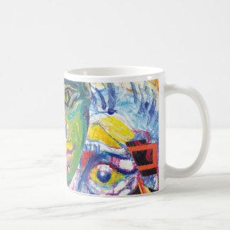 Original Illustration Artwork Lateral_Canvas Mugs