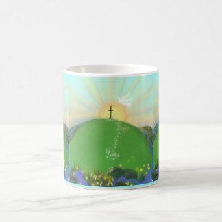 original inspirational cup classic white coffee mug