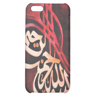 ORIGINAL Islamic Art Calligraphy - iPhone case!! iPhone 5C Covers