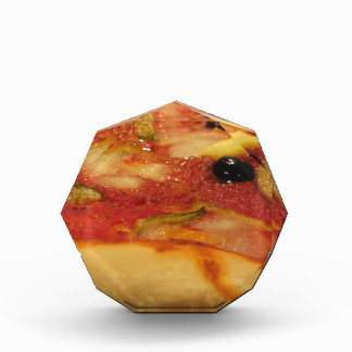 Original italian pizza acrylic award