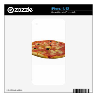 Original italian pizza iPhone 4 skins