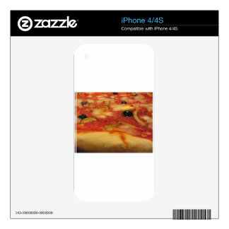 Original italian pizza skin for the iPhone 4