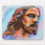 Original Jesus Painting Mousepad