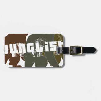 Original Junglist Bag Tag