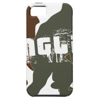 Original Junglist iPhone 5 Cover