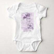 Original Juniper Bride Baby Bodysuit