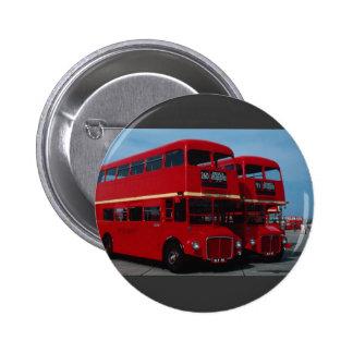 "Original London """"Routemaster"""" bus of 1954 Pins"