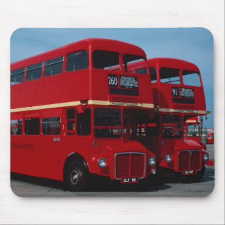 """Original London """"""""Routemaster"""""""" bus of 1954 Mouse Pad"""