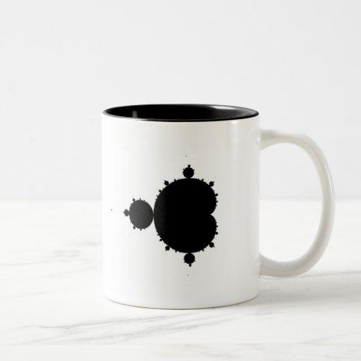 Original Mandelbrot Set 01 - Fractal Mug