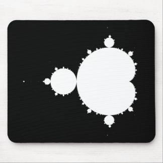 Original Mandelbrot Set 02 - Fractal Mousepad