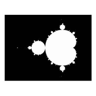 Original Mandelbrot Set 02 - Fractal Postcard