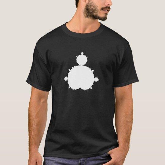 Original Mandelbrot Set 02 - Fractal T-shirt