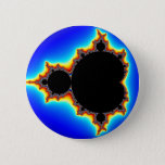 Original Mandelbrot Set 03 - Fractal Button