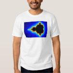 Original Mandelbrot Set 03 - Fractal Tee Shirt