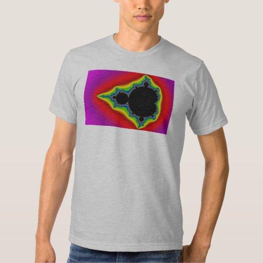 Original Mandelbrot Set 04 - Fractal T Shirt