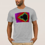 Original Mandelbrot Set 04 - Fractal T-Shirt